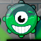 Green Liquid Icon