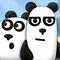 3 Pandas Icon