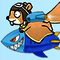 Fly Squirrel Fly Icon