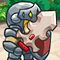 Y8 Mighty Knight 2 Icon