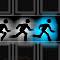 Exit Path Icon