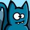 Bronko Blue Icon