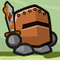 Chibi Knight Icon