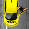 City Cab Driver Icon