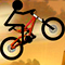 Stickman Dirtbike Icon