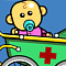 Zombaby Bouncer Icon