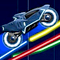 Neon Rider World Icon