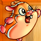Cookie Hamster Icon
