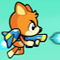 Bear in Super Action Adventure Icon