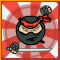 Ninja Cannon Icon