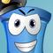 Bucket Cop Icon