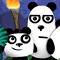 3 Pandas 2 Icon