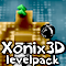 Xonix 3D: Level Pack