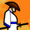 Straw Hat Samurai Icon