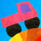 Jelly Truck Icon