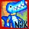 Nak The Crunkodile Icon
