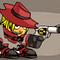 Head N Revolver Icon