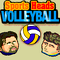 Sports Heads - Volleyball