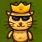 Cool Cat Story Icon