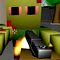 Minecraft - Zumbi Blocks 3D Icon