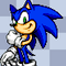 Ultimate Flash Sonic Icon