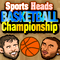 Sports Heads - Basketball Championship Icon
