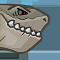 Sharkosaur Attack Icon