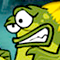 Spongebob - Sea Monster Smoosh Icon