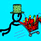 Shopping Cart Hero 3 Icon