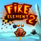 Fire Element 2 Icon