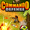 Commando Defense Icon