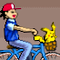 Pokemon Bike Icon