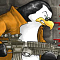 Zombies vs Penguins Icon
