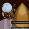 Steam Rocket Icon