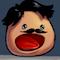 Mustache Attack Icon