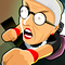 Angry Gran Run - Grannywood  Icon