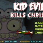 Kid Evil Kills Christmas Screenshot