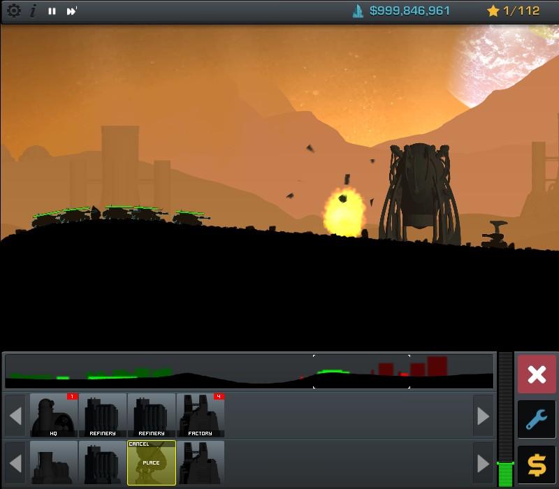 Shadez 3 - The Moon Miners Screenshot