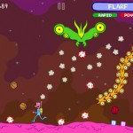Glorkian Warrior - The Trials of Glork Screenshot