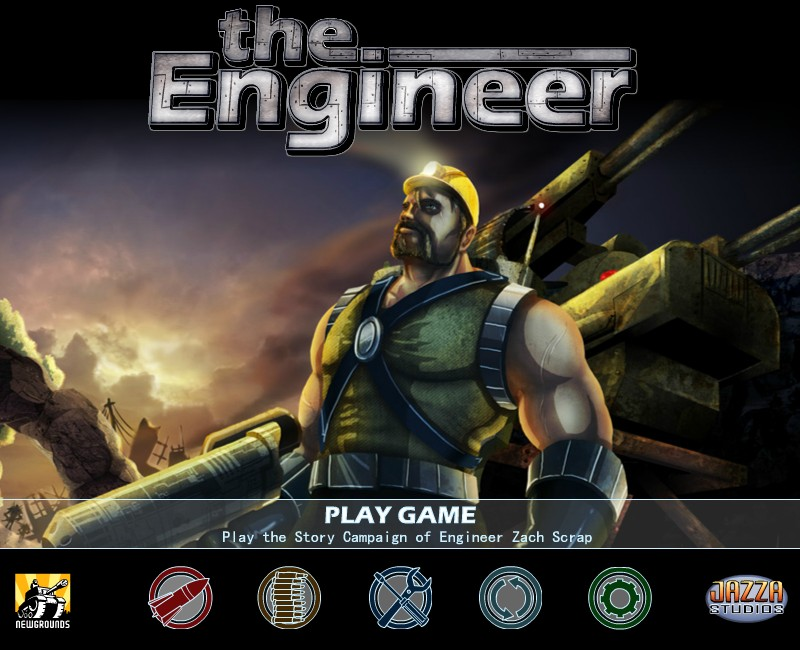 the Engineer Hacked / Cheats  Hacked Online Games