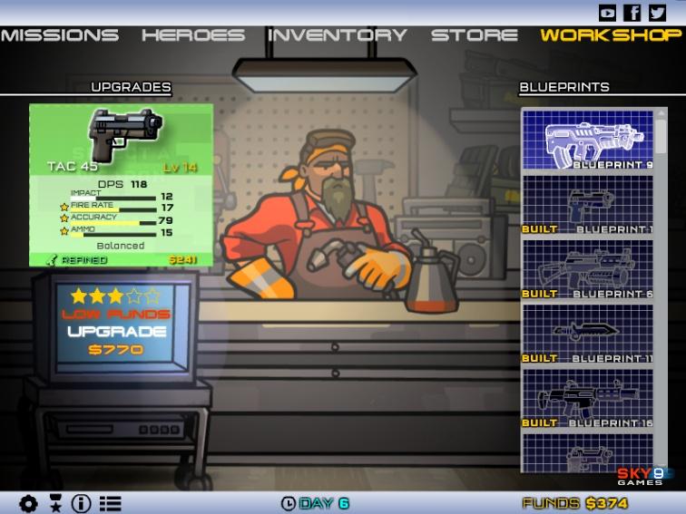 Strike Force Heroes 3 Hacked / Cheats - Hacked Online Games