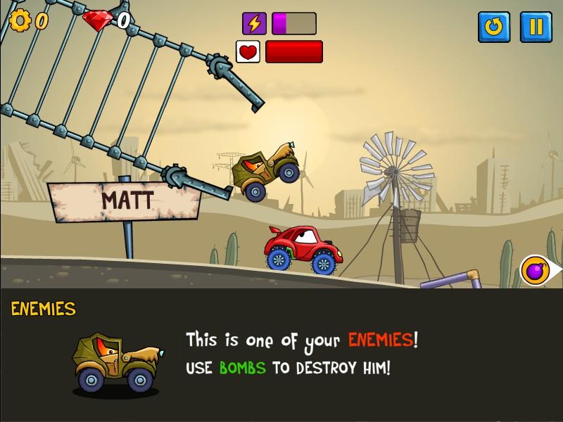 Car Eats Car 2 Mad Dreams Hacked Cheats Hacked Online Games