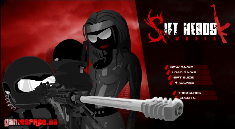 Sift Heads 5 - Free Online Action games - BGames.com