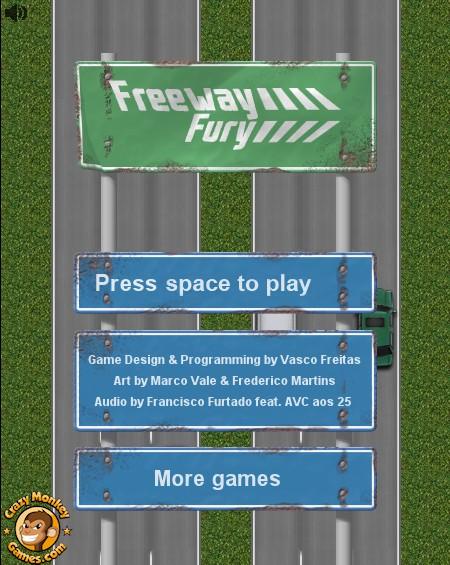 Freeway Fury Car Racing Games