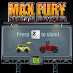 Max Fury Death Racer Screenshot