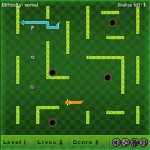Snake Fight Arena Screenshot