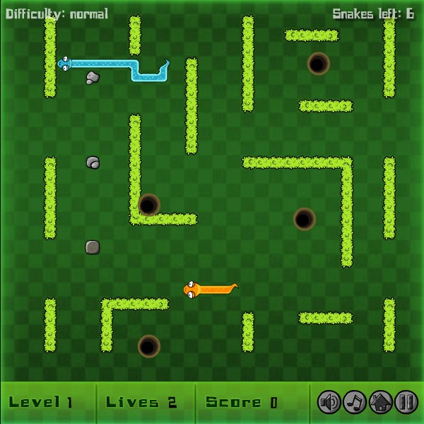 snake game online multiplayer