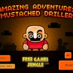 Amazing Adventures Mustached Driller Screenshot