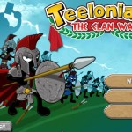 Teelonians the Clan Wars Screenshot