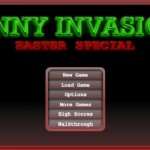 Bunny Invasion - Easter Special Screenshot